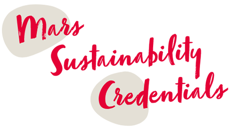 mars sustainability credentials